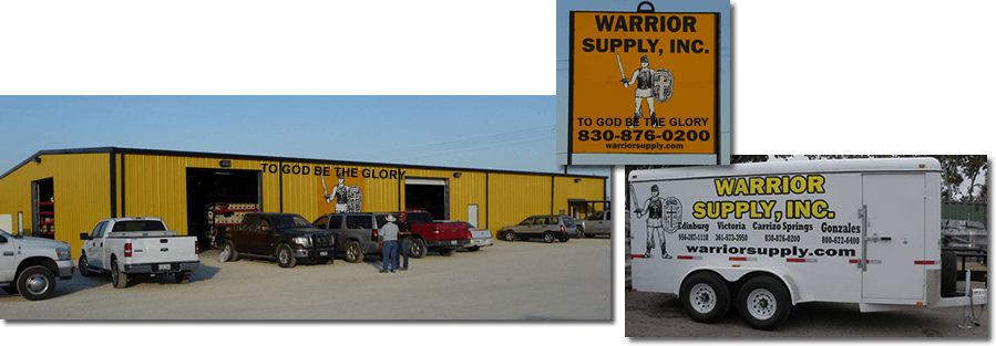 Warrior Supply,Inc  | Oilfield pipeline and rig supplies in